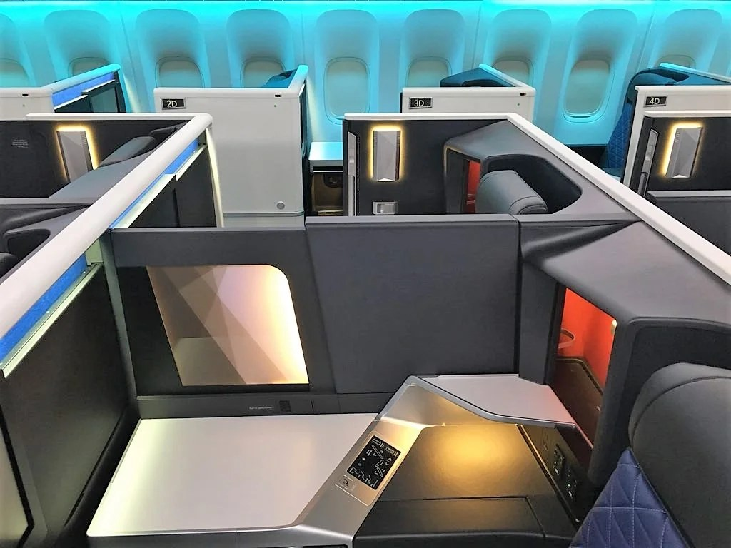 Delta Now Flying Business Class Suites Between US and Australia