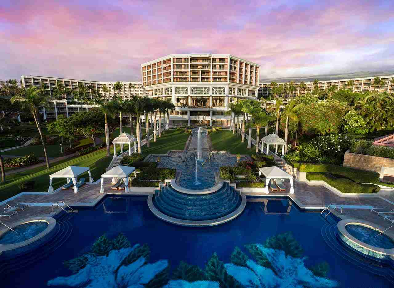 Have you been to Grand Wailea Maui yet? (Photo courtesy of the hotel)