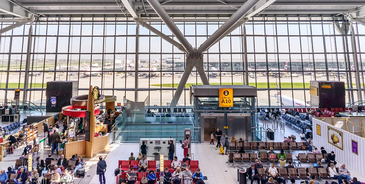 American Airlines Wants To Move To London Lhr Terminal 5