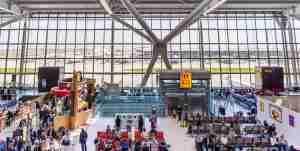 Heathrow Terminal 5. (Photo by BrasilNut1 / Getty Images)