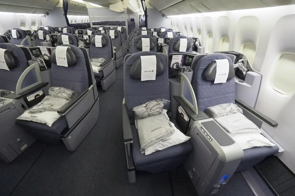 Every United Business-Class Seat Ranked From Best to Worst