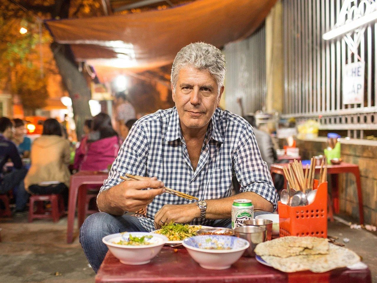 The Anthony Bourdain Food Trail Is Officially Open