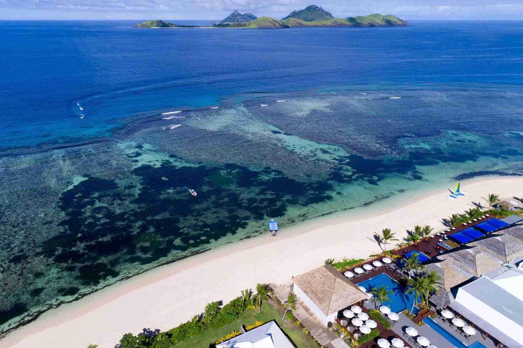 Photo courtesy of the Sheraton Tokoriki Island.