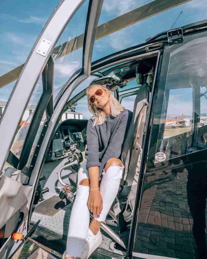 Maria the Pilot