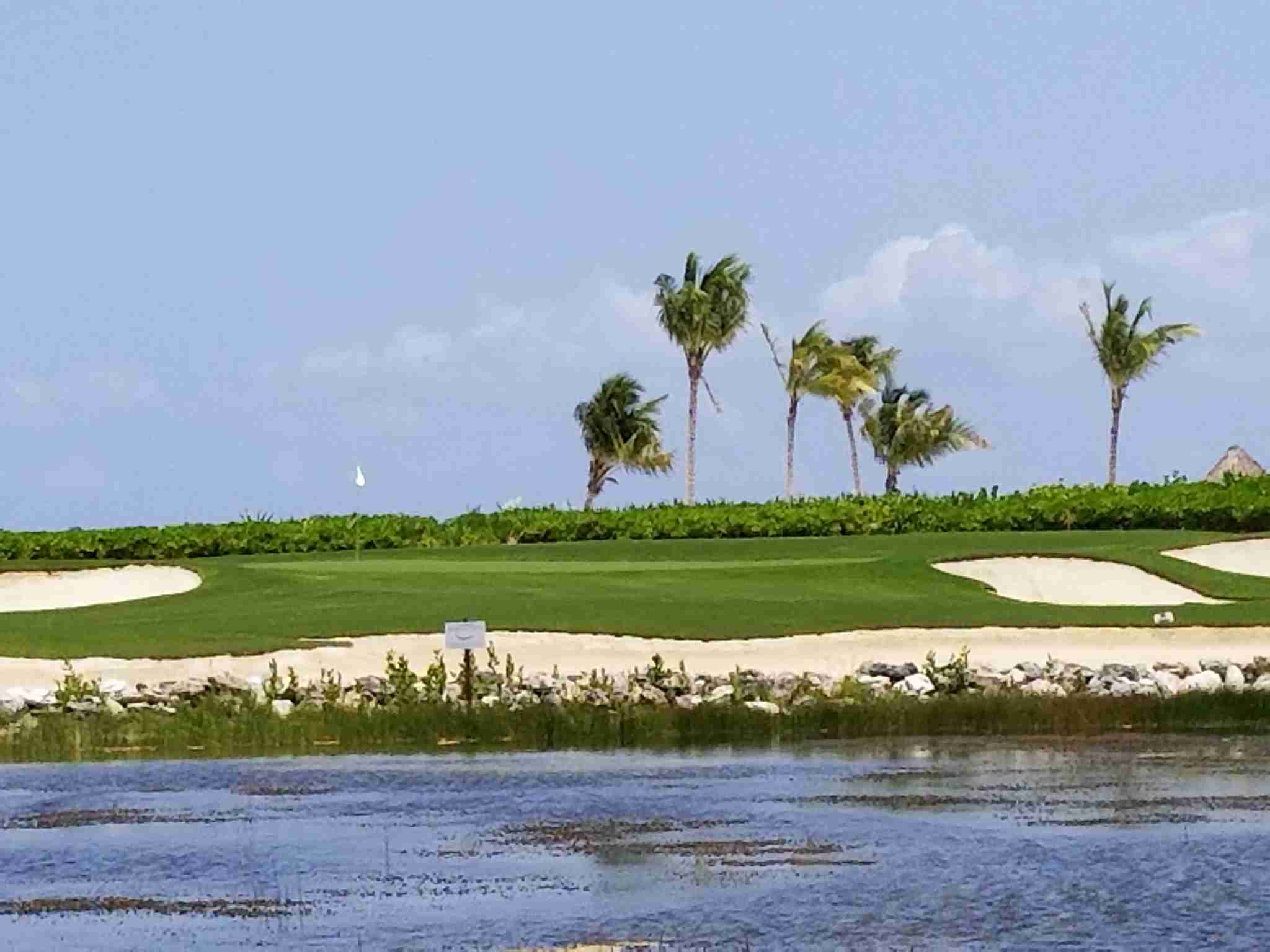 Greg Norman Golf Course