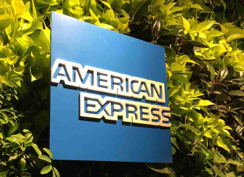(Photo courtesy of American Express)
