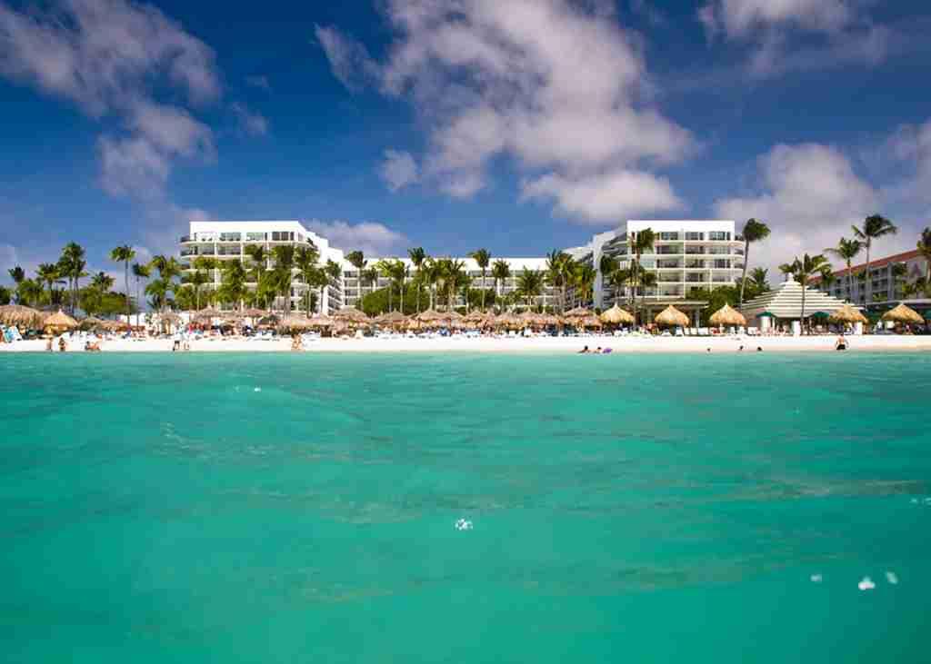 (Photo courtesy of the Aruba Marriott Resort & Stellaris Casino)