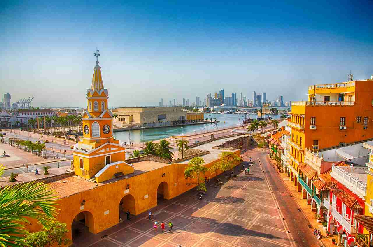 Cartagena, Colombia. (Photo by garytog / Getty Images)