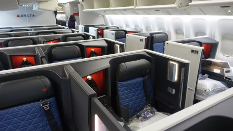 Review: Delta One Suites on the Refurbished 777 on