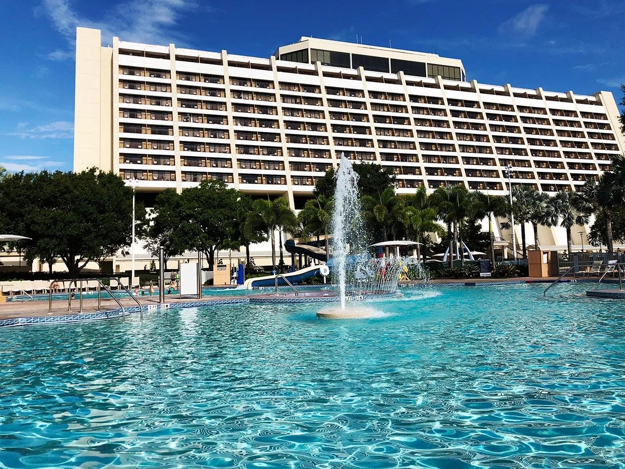Review Disneys Contemporary Resort
