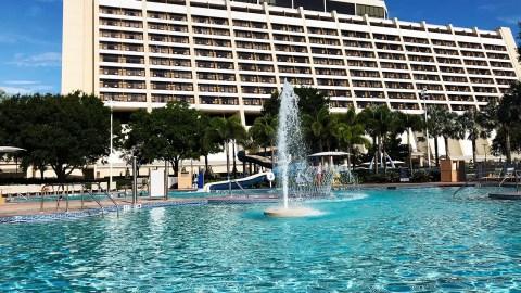 Review Disney S Contemporary Resort
