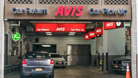 Maximizing Points And Miles With Avis Preferred For Car Rentals