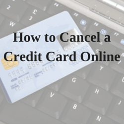how to cancel a credit card online in 30 seconds or less the points guy