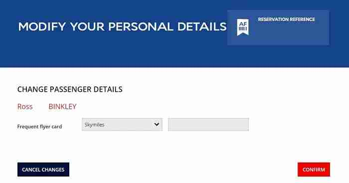 Crediting your Air France flight to your Delta SkyMiles account is easy.