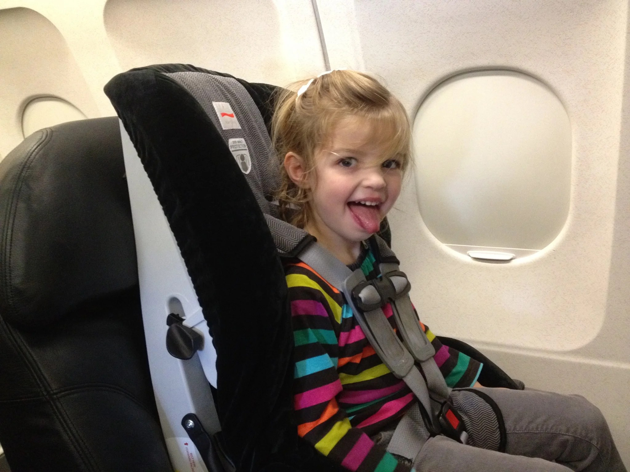 Britax Toddler Car Seat >> The Real FAA Car Seat Rules…Not the Delta Version – The Points Guy
