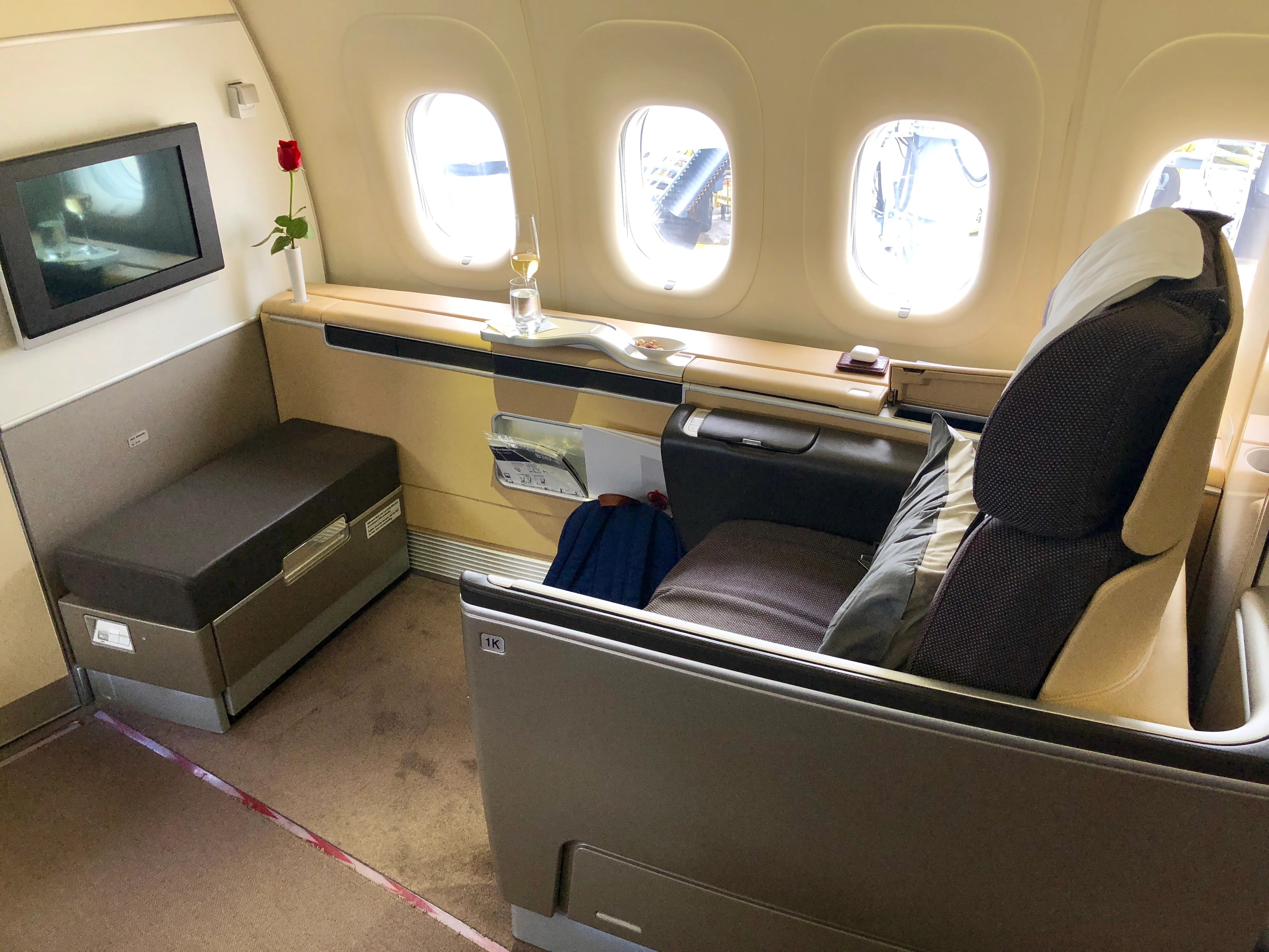 The Ultimate Guide to Lufthansa First Class