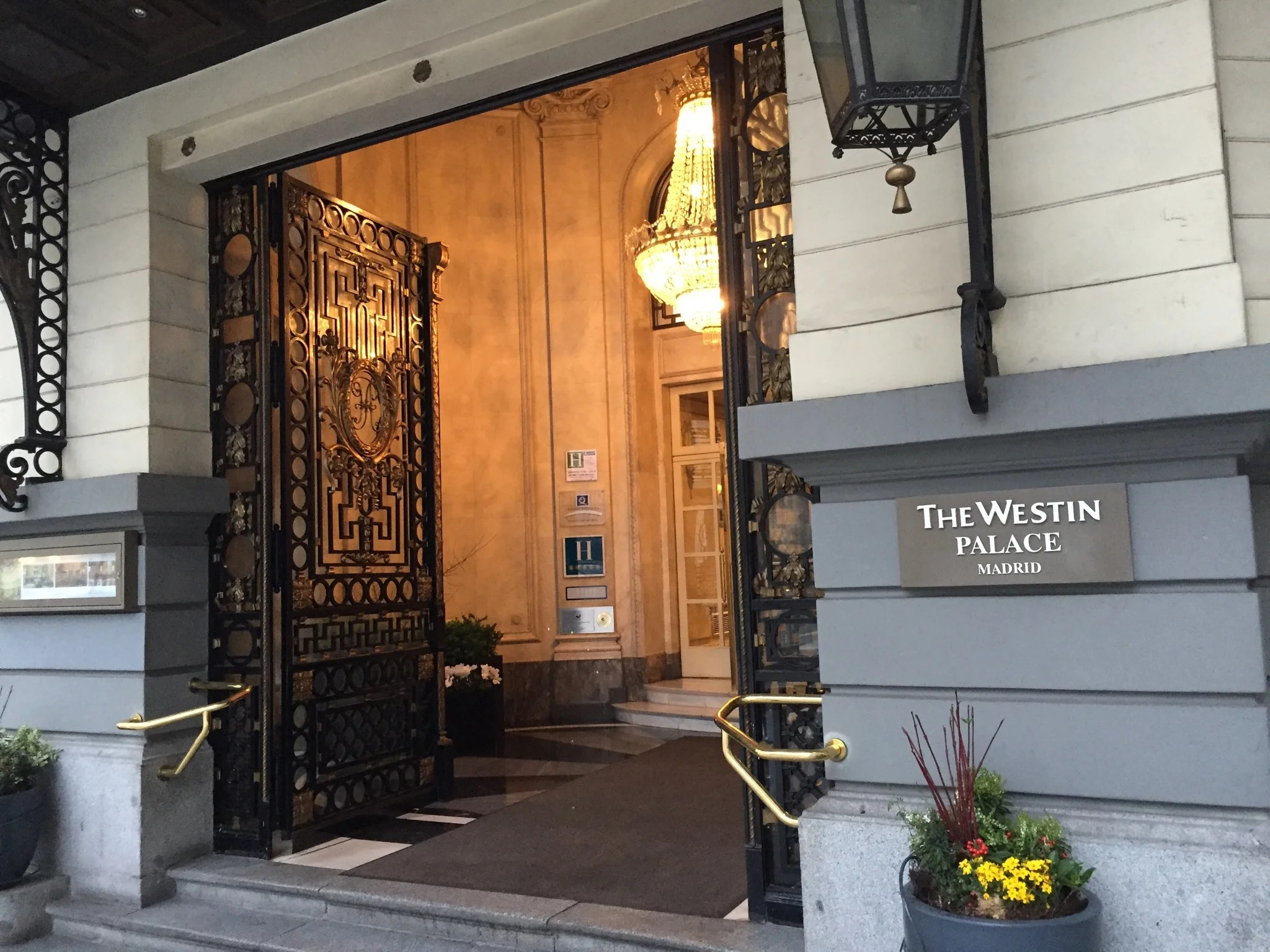Review Of The Historic Westin Palace Madrid The Points Guy