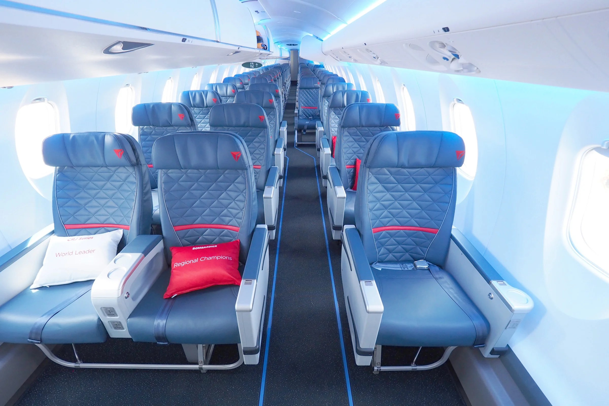 Delta S Regional Jets Are About To Get A Huge Upgrade