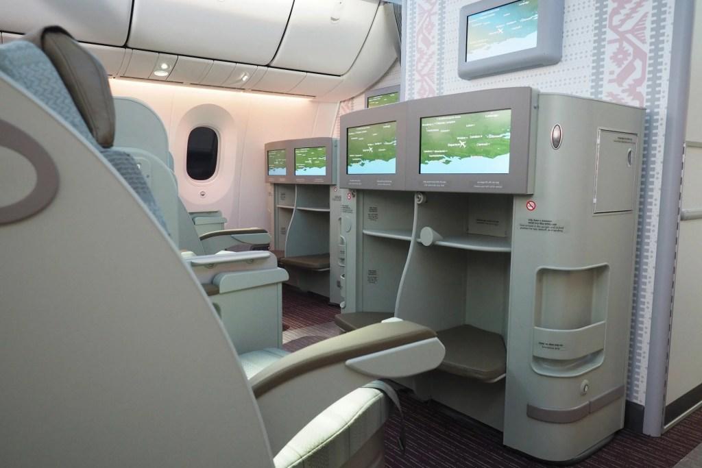 Inside Boeing S Latest Dreamliner Biman Bangladesh S 787 8