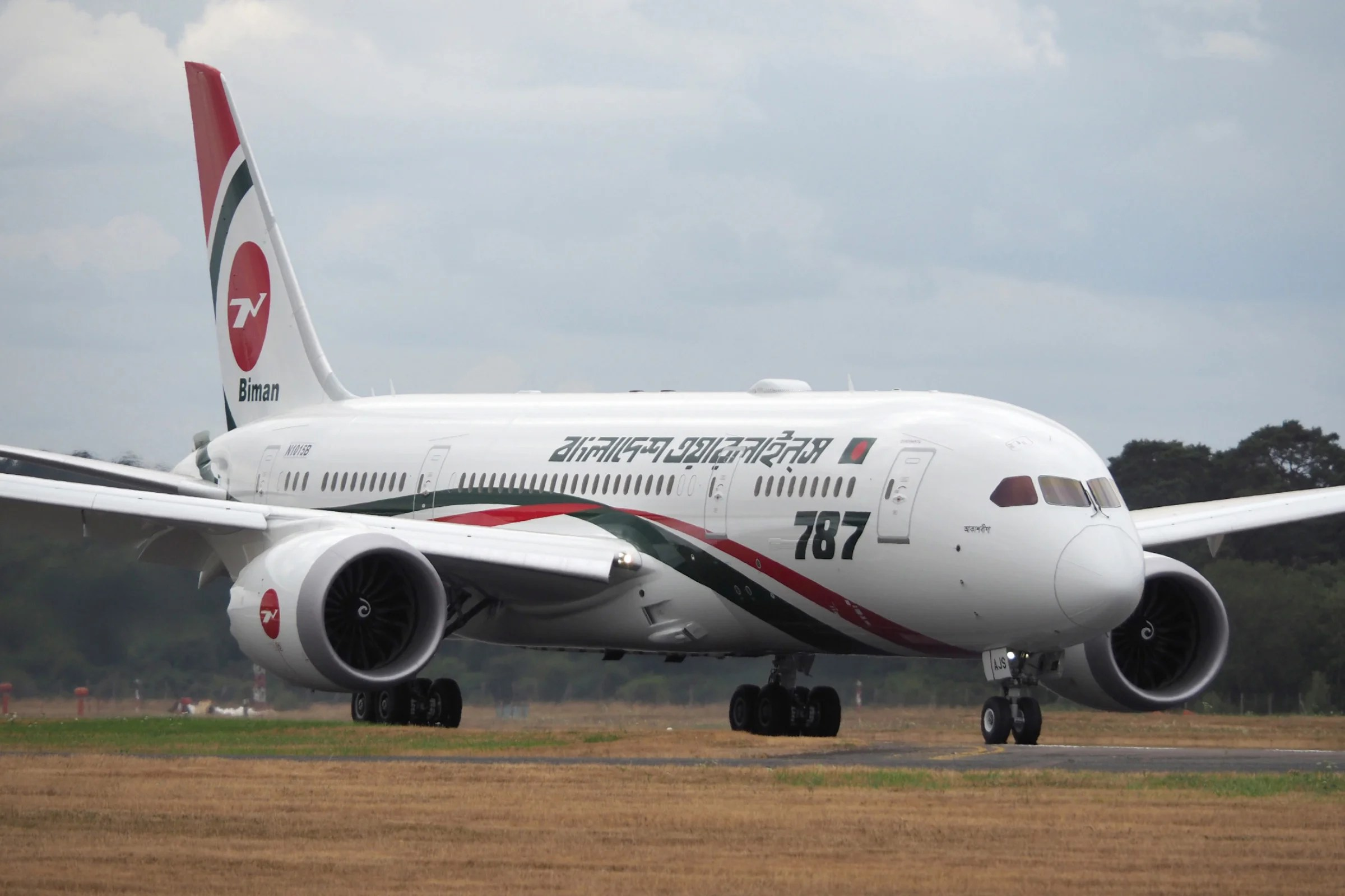 Inside Boeing's Latest Dreamliner, Biman Bangladesh's 787-8