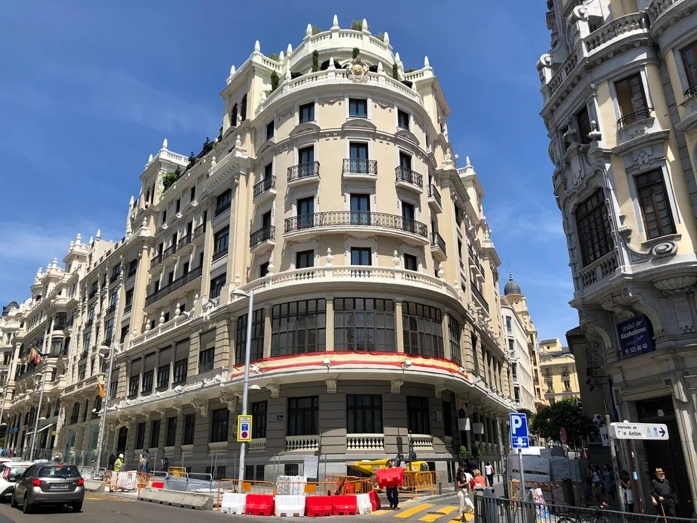Review The Principal Hotel In Madrid Spain