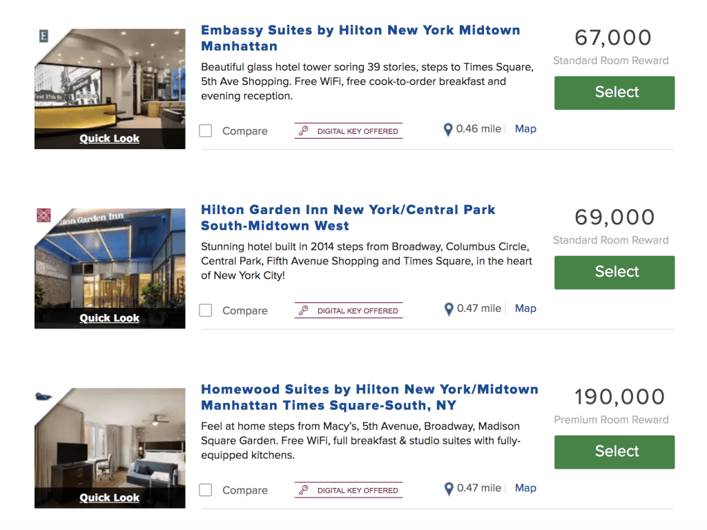Maximizing Hilton Amex Free Night Certificates The Points Guy