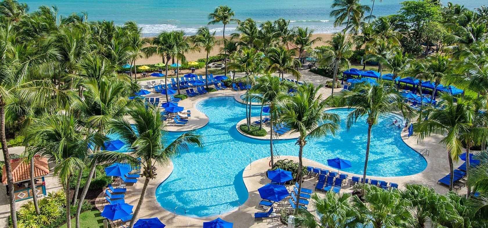 Image courtesy of Wyndham Grand Rio Mar Puerto Rico Golf & Beach Resort. Bookable for just 15,000 Wyndham points per night.
