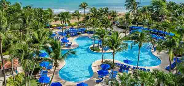 Image courtesy of Wyndham Grand Rio Mar Puerto Rico Golf & Beach Resort. Bookable for just 15,000 Wyndham points per night.