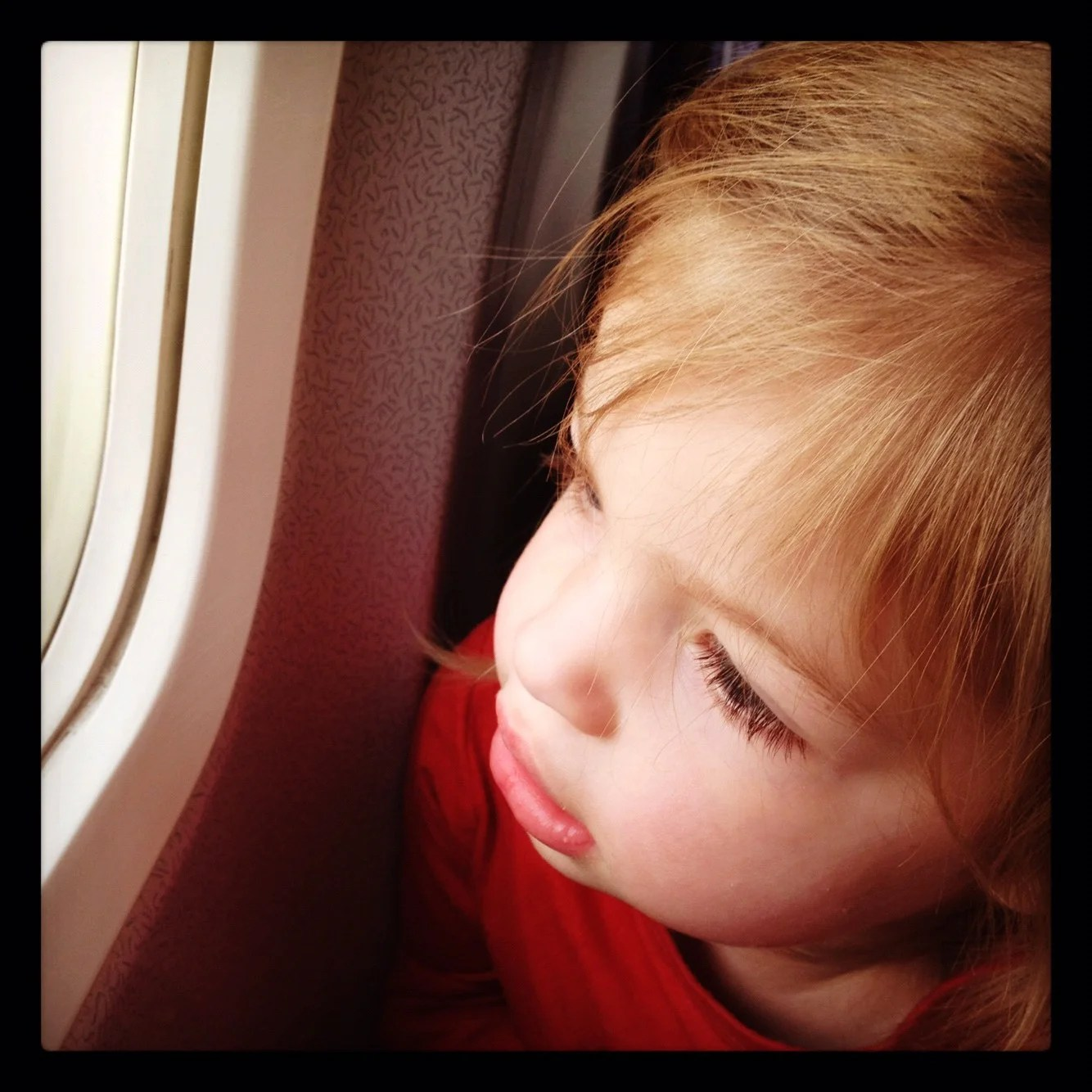 Tips for Flying With a Two Year Old
