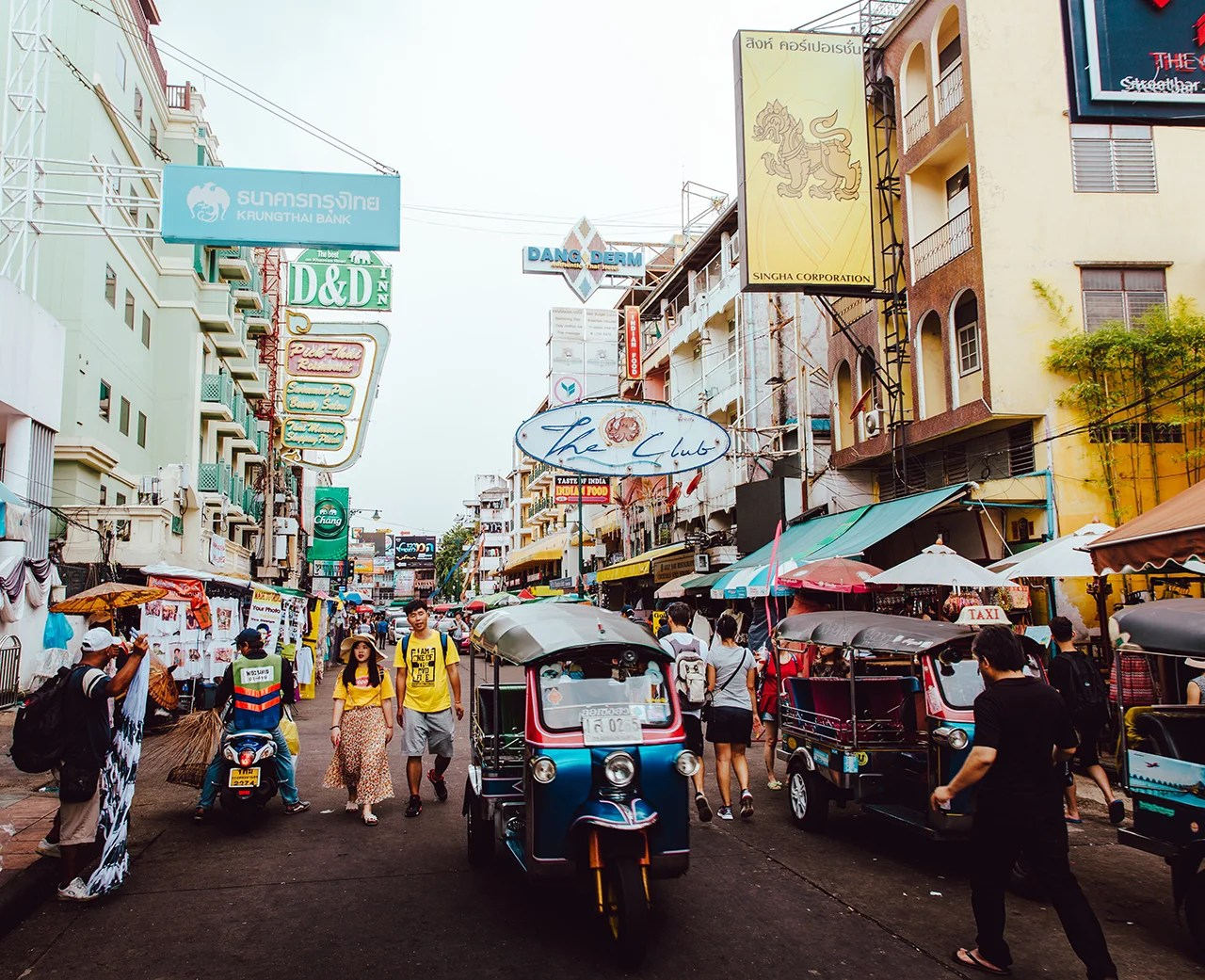 How to Avoid These Typical Tourist Scams on Your Trip to Thailand