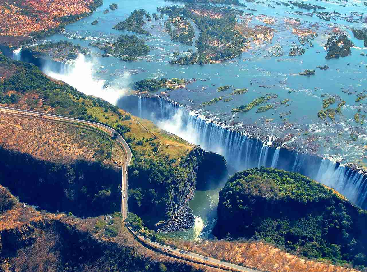 Victoria Falls. (Photo by prasit_chansareekorn / Getty Images)