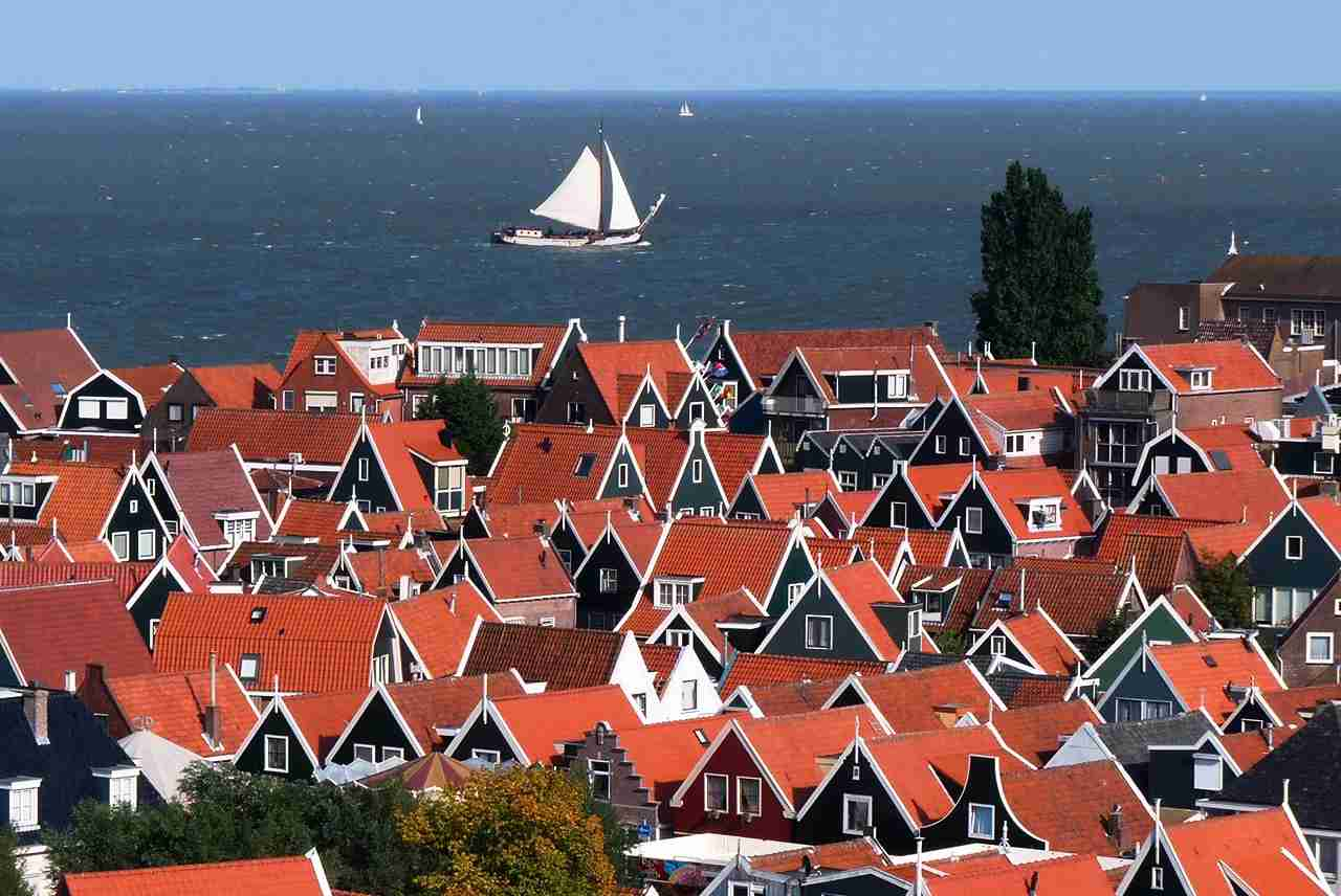 Volendam, Netherlands. (Photo by Simon Sier/Getty Images)