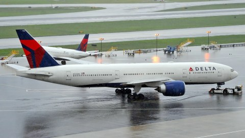 These Are the Longest (and Shortest) Delta Flights