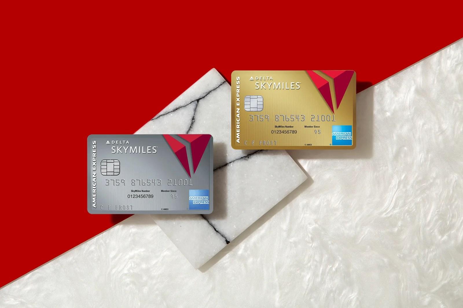 Americanexpress Com Delta >> Which Delta Amex Card Should You Get Gold Delta Vs