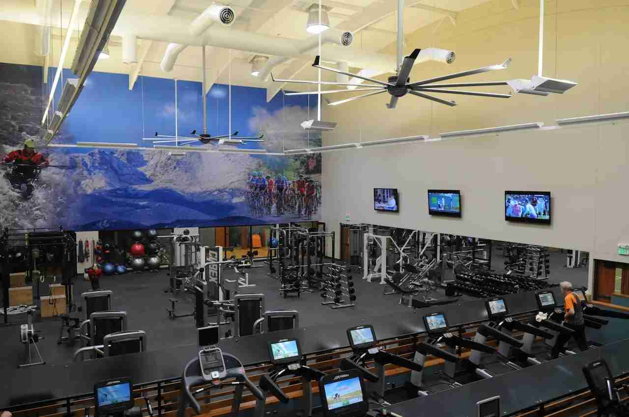 Fitness Center at Cheyenne MountainResort in Colorado Springs
