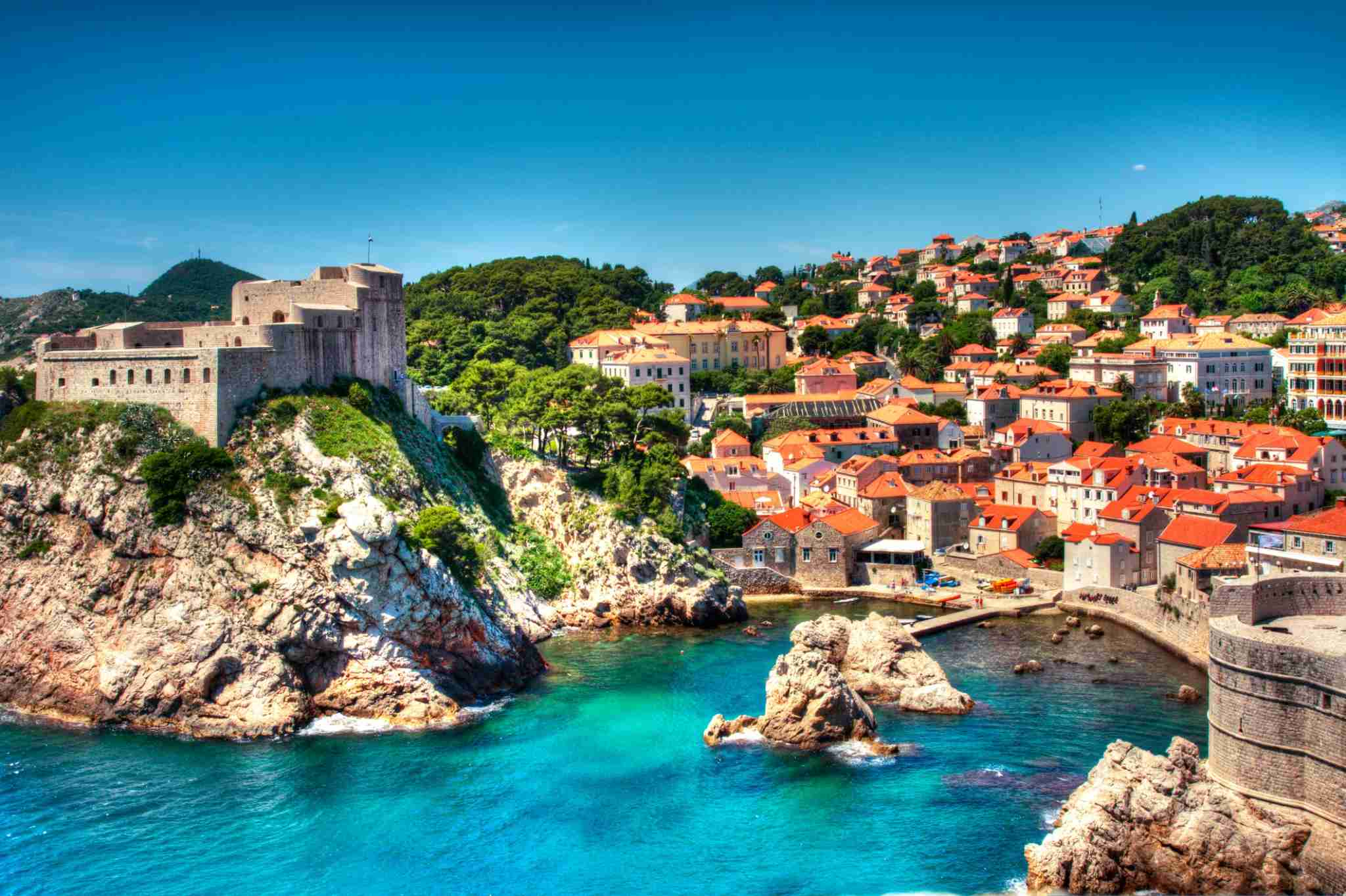 Dubrovnik, anyone? (Photo by Samantha T. Photography / Getty Images)