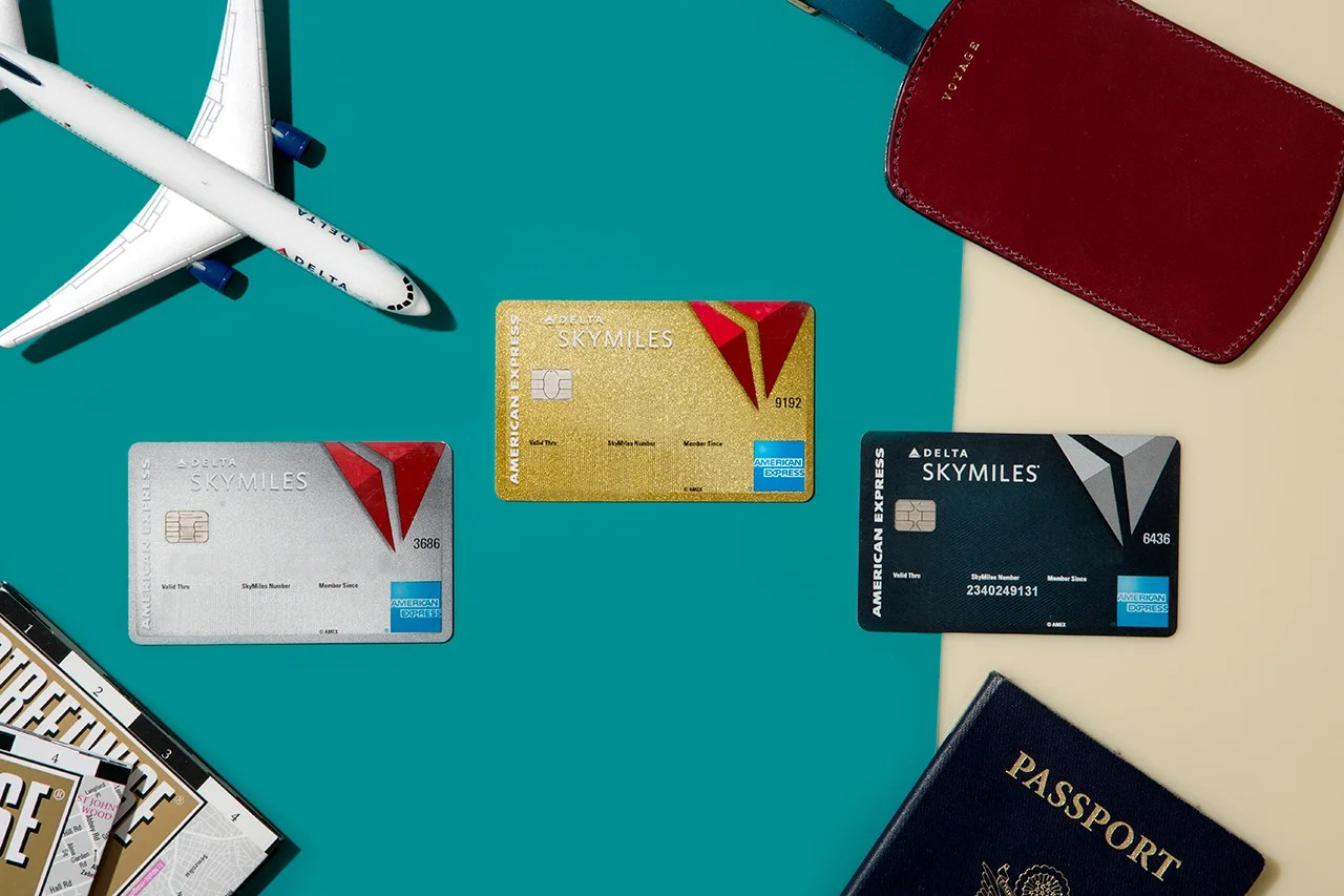 Americanexpress Com Delta >> The Best Delta Credit Cards Offers Of 2019 The Points Guy