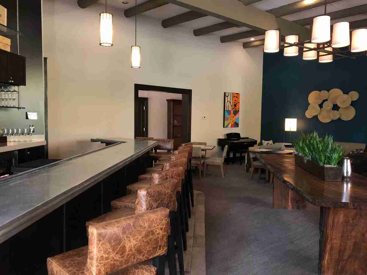 Casual dining is available at the Miraval Arizona bar