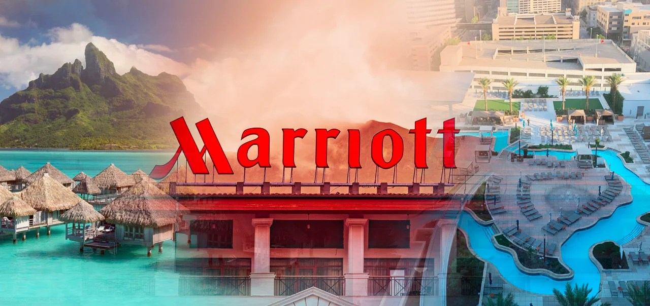Get Up to 10x Airline Miles or 10% Cashback on Marriott Stays While Still Earning Marriott Points
