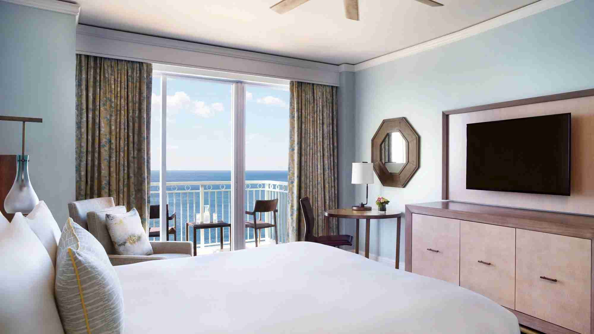 The Ritz-Carlton Key Biscayne in Miami, Florida. (Photo courtesy of the hotel)