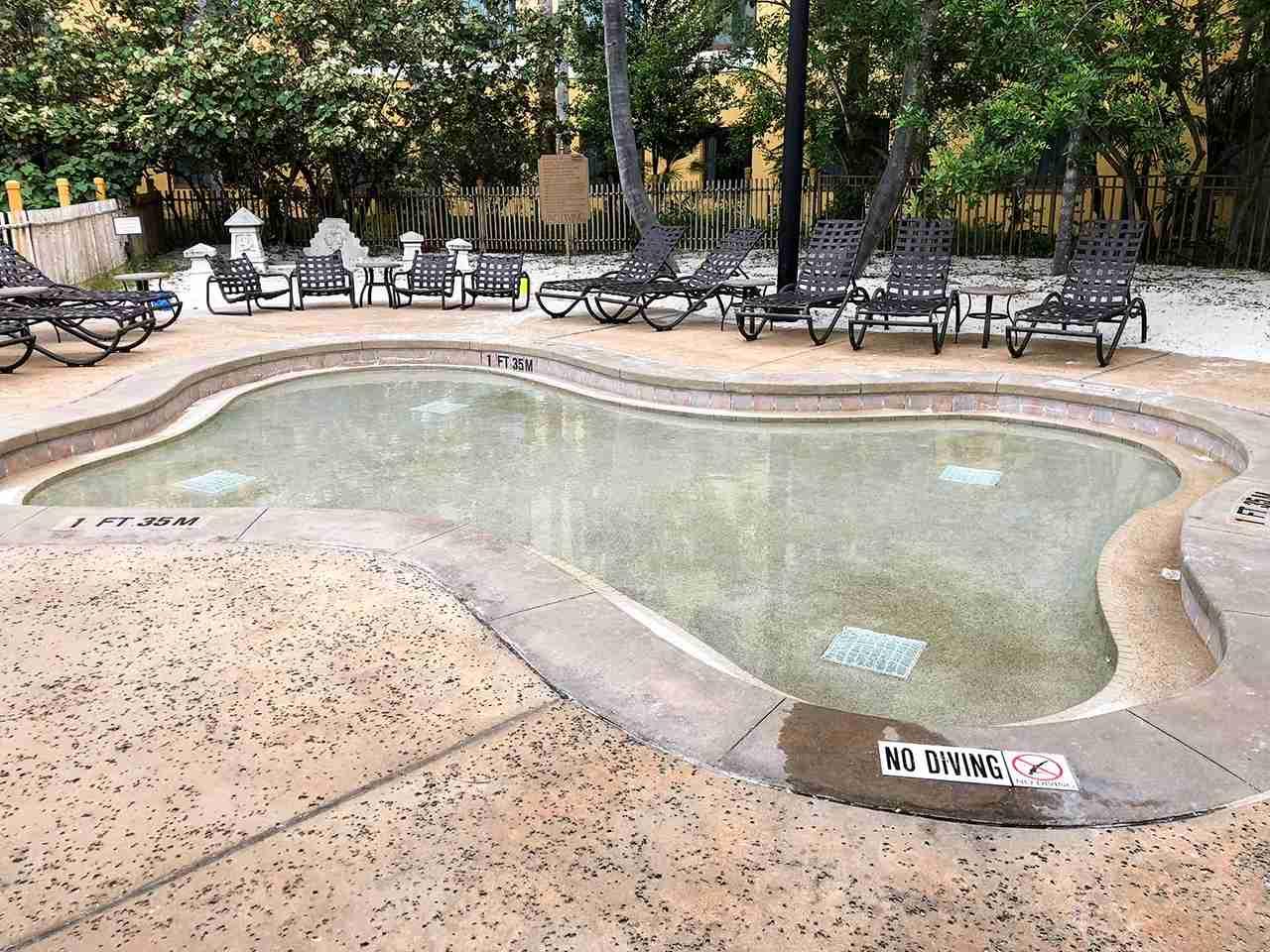 Loews Royal Pacific Baby Pool
