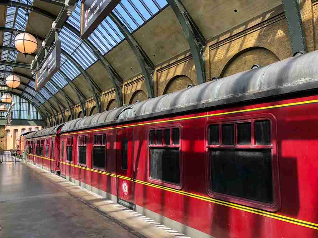 Hogwarts Train (Summer Hull / The Points Guy)