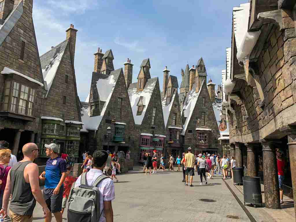 Enjoy Harry Potter multiple times with your annual pass