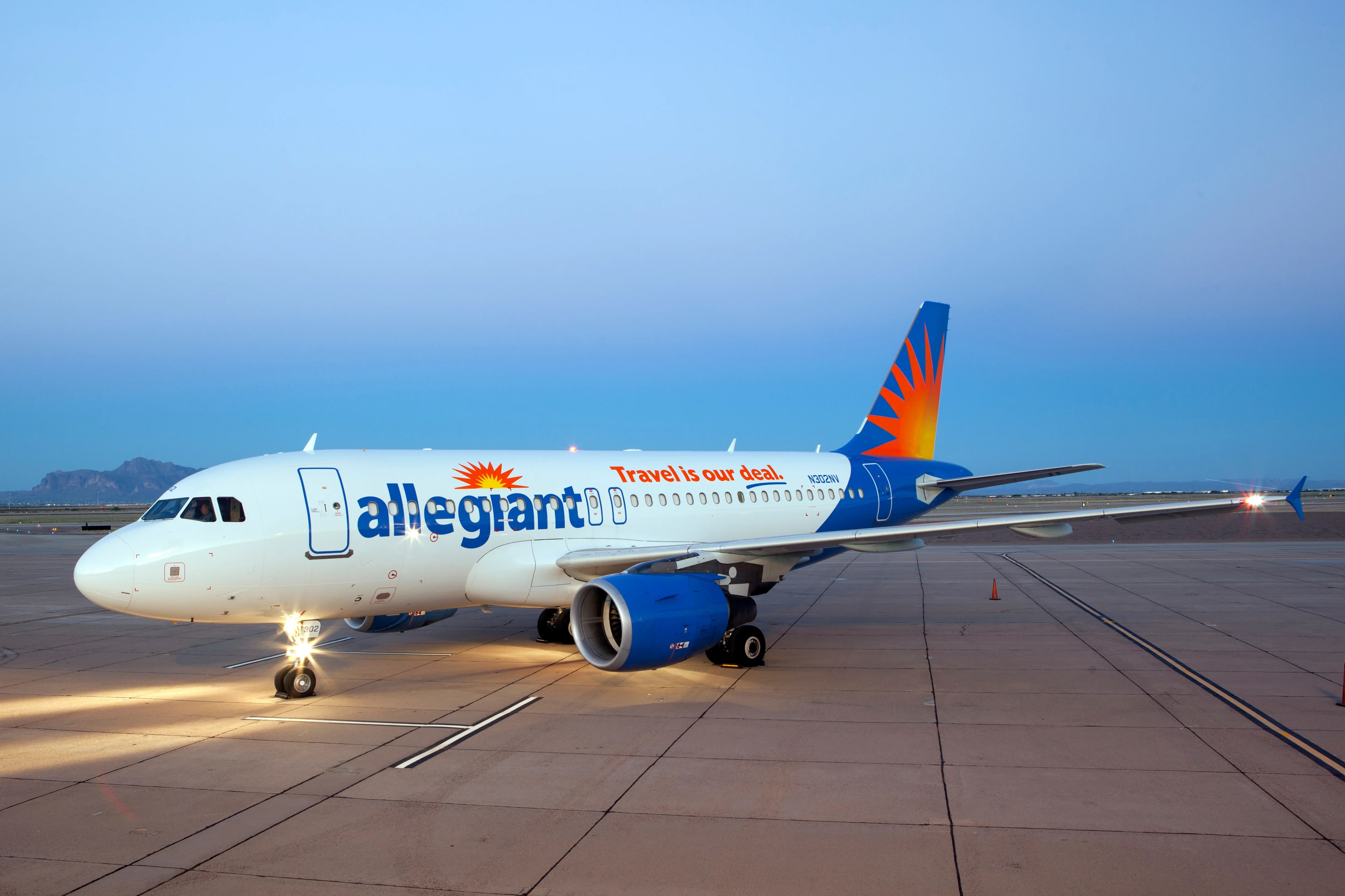 Allegiant Air Adds 3 New Cities in 10-Route Expansion