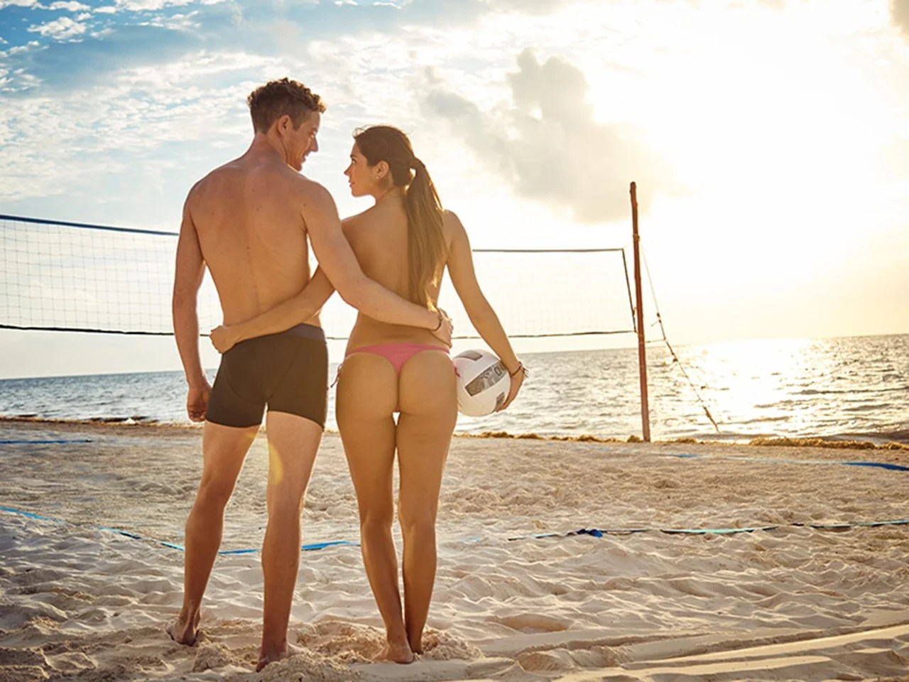 Bikini and water babes pagents