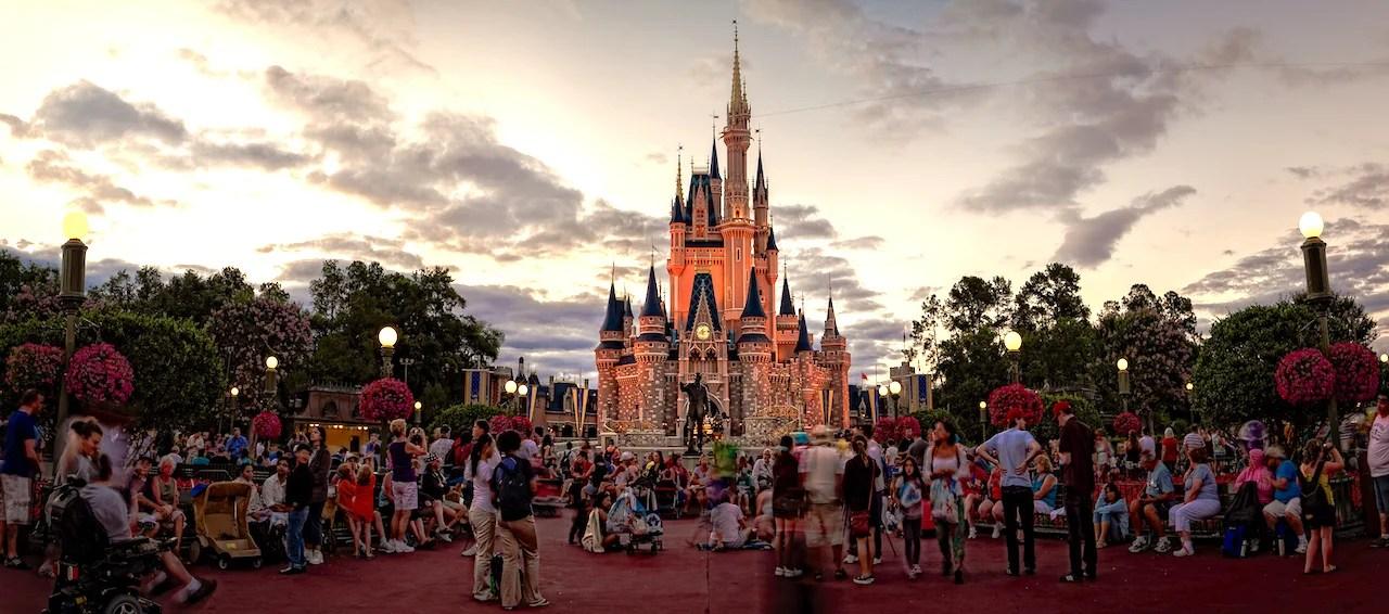 Gewinnspiel Disney World
