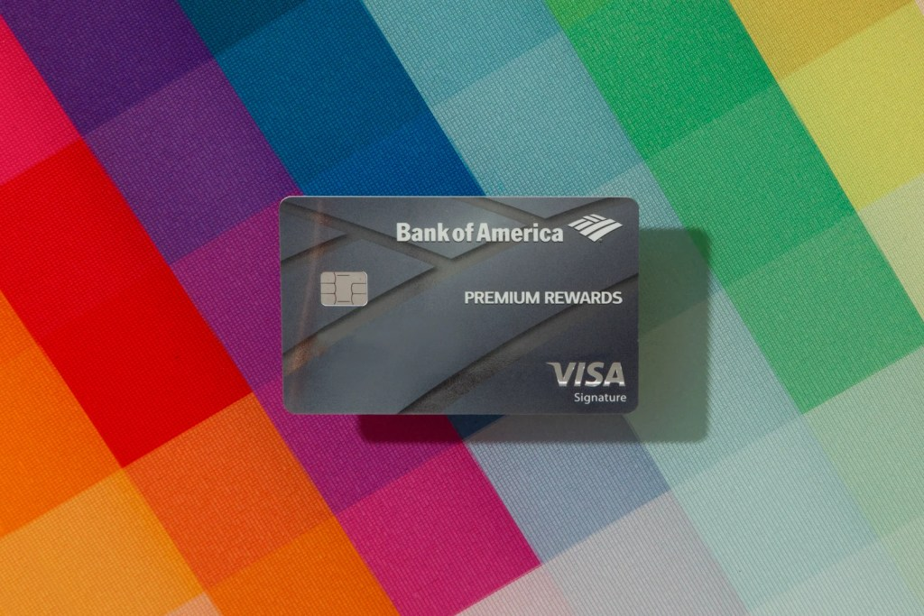 bank of america rewards gift cards
