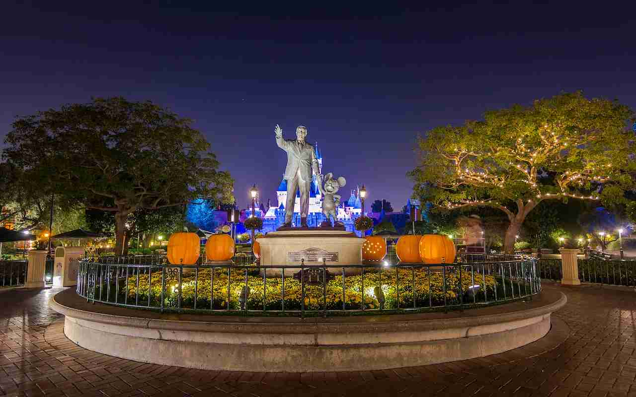 Halloween at Disney. Photo by Albert Lam/Flickr