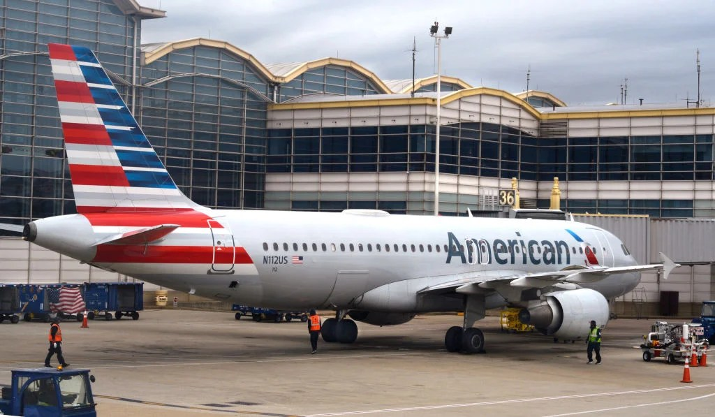 American Airlines is dropping its Baltimore-Phoenix route