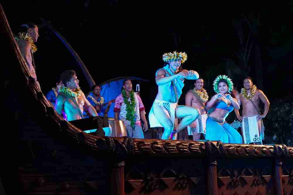luau at aulani